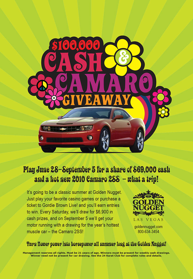 Car Giveaway 2017 >> CASINO PROMOTIONS